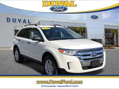 2013 Ford Edge SE SUV in Jacksonville at Duval Ford