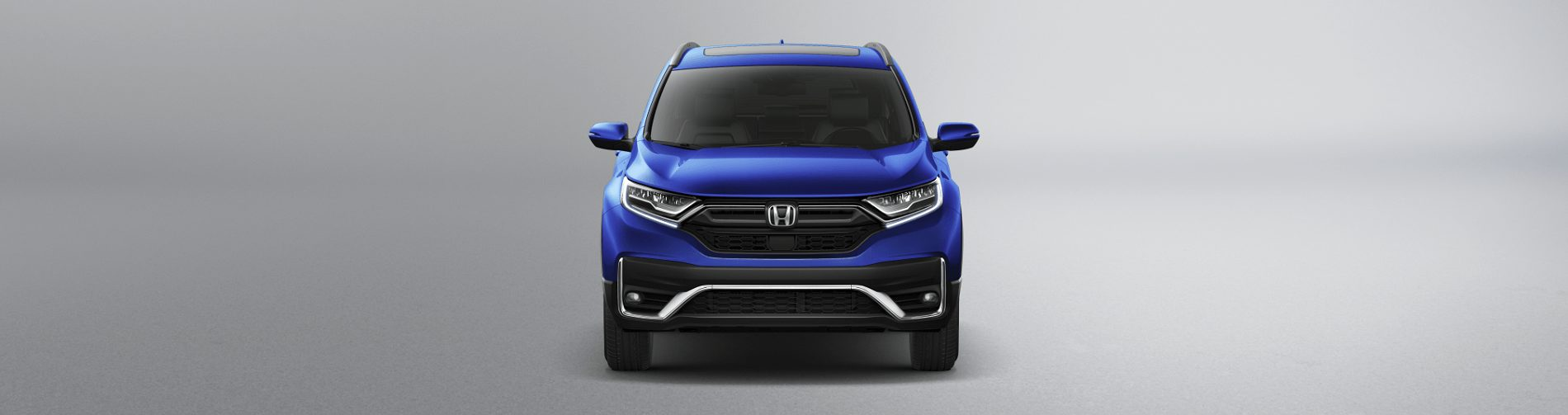 2020 Honda CR-V blue
