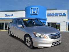 2012 Honda Accord 2.4 LX Sedan