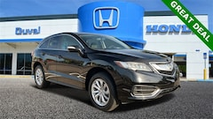 2018 Acura RDX V6 with AcuraWatch Plus Package SUV