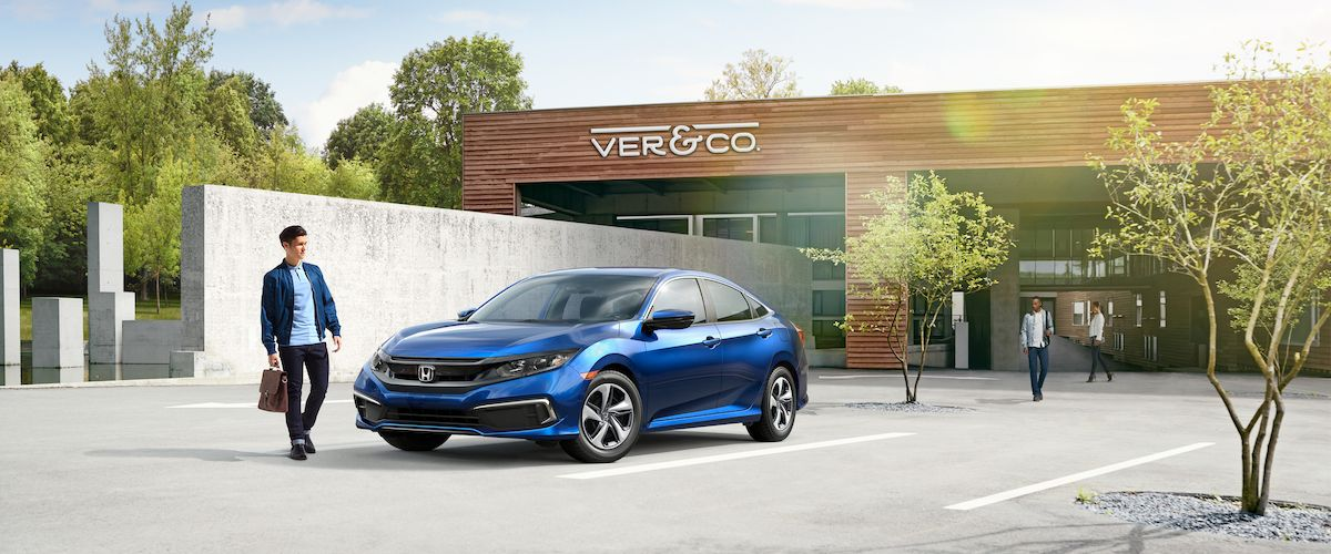 2019 Honda Civic in Jacksonville