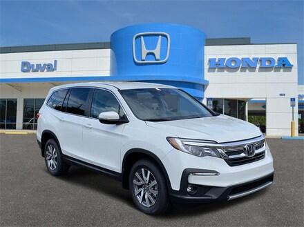 2021 Honda Pilot EX AWD SUV