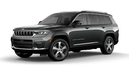 New 2021 Jeep Grand Cherokee L LIMITED 4X4 Sport Utility Clayton, GA