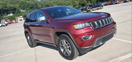Used 2018 Jeep Grand Cherokee Limited Utility Vehicle Clayton, GA