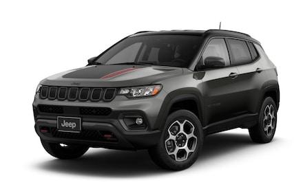 New 2022 Jeep Compass TRAILHAWK 4X4 Sport Utility Clayton, GA