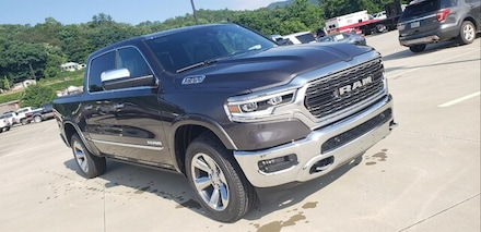 New 2019 Ram All-New 1500 LIMITED CREW CAB 4X4 5'7 BOX Crew Cab Clayton, GA