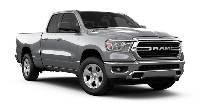 New 2019 Ram 1500 BIG HORN / LONE STAR QUAD CAB 4X4 6'4 BOX Quad Cab For Sale/Lease Clayton, GA