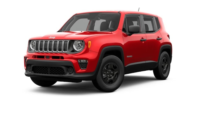 New 2019 Jeep Renegade SPORT 4X4 Sport Utility For Sale/Lease Clayton, GA