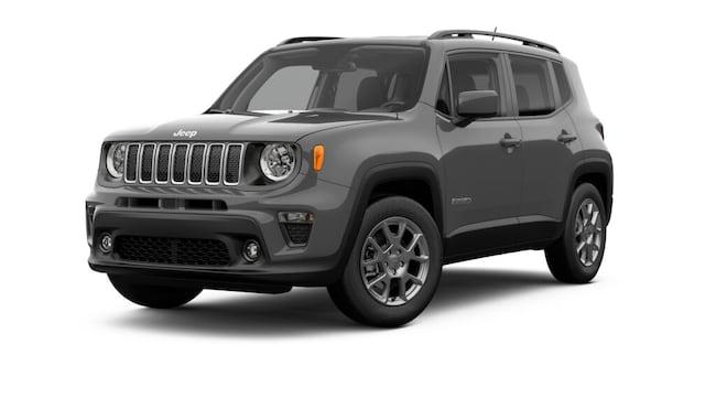 New 2019 Jeep Renegade LATITUDE 4X4 Sport Utility For Sale/Lease Clayton, GA