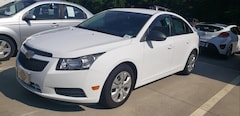 2013 Chevrolet Cruze 1LT Manual