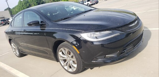 Used 2015 Chrysler 200 S in Clayton, GA