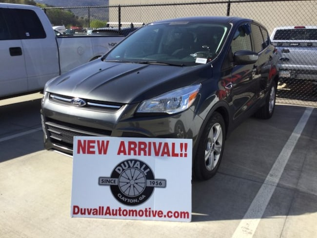 Used 2015 Ford Escape SE Utility Vehicle in Clayton, GA