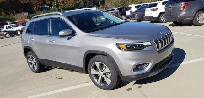 New 2019 Jeep Cherokee LIMITED FWD Sport Utility For Sale/Lease Clayton, GA