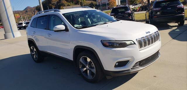New 2019 Jeep Cherokee LIMITED FWD Sport Utility Clayton, GA