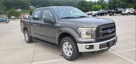 Used 2017 Ford F150 Supercrew Pick UP Clayton, GA