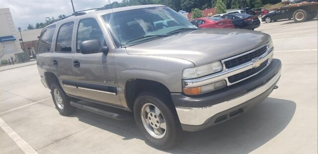 Used 2001 Chevrolet Tahoe Base in Clayton, GA