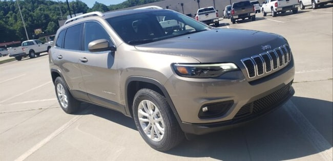 New 2019 Jeep Cherokee LATITUDE 4X4 Sport Utility For Sale/Lease Clayton, GA