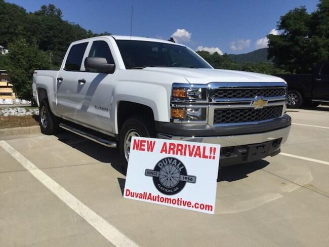 Used 2015 Chevrolet Silverado K1500 Pick UP in Clayton, GA