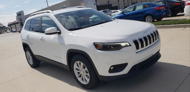 New 2019 Jeep Cherokee LATITUDE FWD Sport Utility For Sale/Lease Clayton, GA