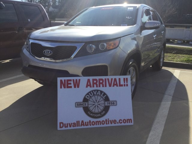 2013 Kia Sorento LX Utility Vehicle