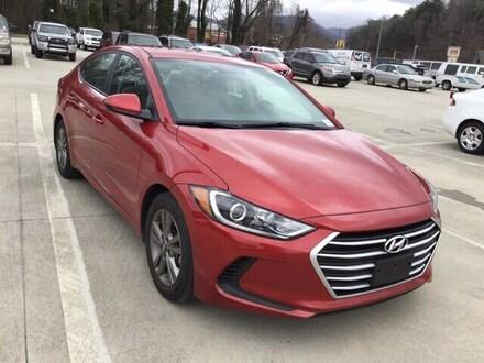 2018 Hyundai Elantra SEL/Value/Limite