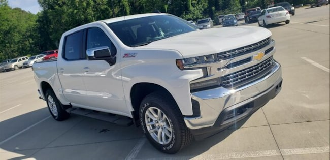 2019 Chevrolet Silverado 4WD LT Crew Pick UP
