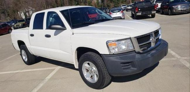 2008 Dodge Dakota SXT/Bighorn/Lonestar Crew Cab Short Bed Truck