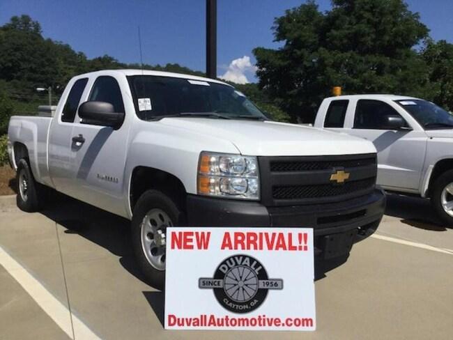 2012 Chevrolet Silverado 1500 WT Extended Cab Truck