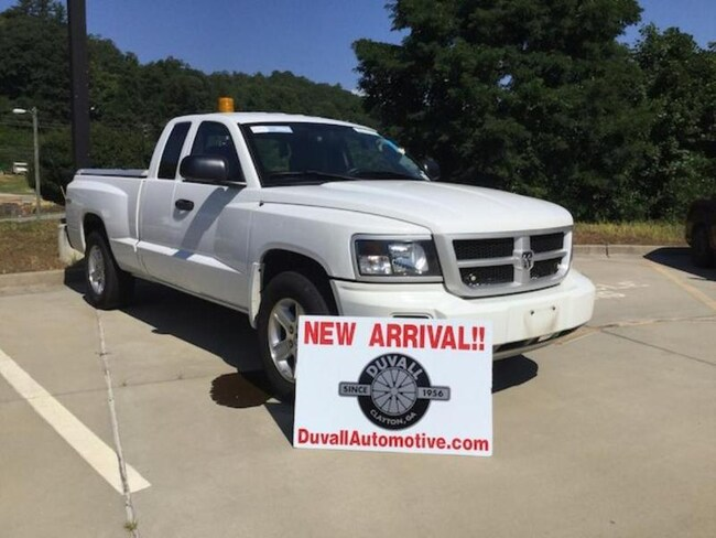 2011 Dodge Dakota Big Horn/Lone Star Extended Cab Truck