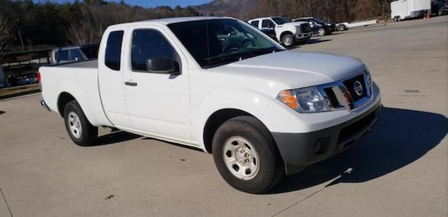 2013 Nissan Frontier S Extended Cab Long Bed Truck