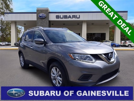 Featured Used 2016 Nissan Rogue SV SUV for Sale near Alachua, FL