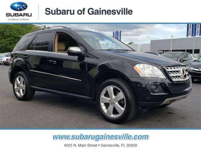 Used 2010 Mercedes-Benz M-Class ML 350 SUV in Gainesville, FL