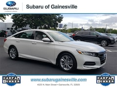 Used 2018 Honda Accord LX Sedan 1HGCV1F13JA012550 in Gainesville, FL