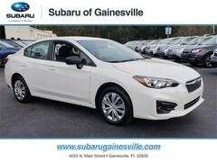 New 2019 Subaru Impreza 2.0i Sedan 4S3GKAB67K3609989 in Gainesville, FL