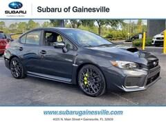 New 2019 Subaru WRX STI Sedan JF1VA2S60K9810457 in Gainesville, FL