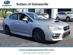 New 2019 Subaru WRX Sedan JF1VA1A6XK9811465 in Gainesville, FL