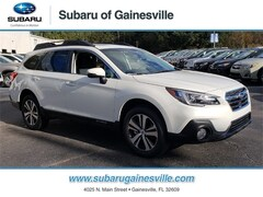 New 2019 Subaru Outback 2.5i Limited SUV 4S4BSANC3K3261132 in Gainesville, FL