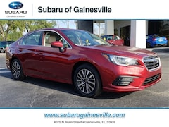 New 2019 Subaru Legacy 2.5i Premium Sedan 4S3BNAF64K3017574 in Gainesville, FL