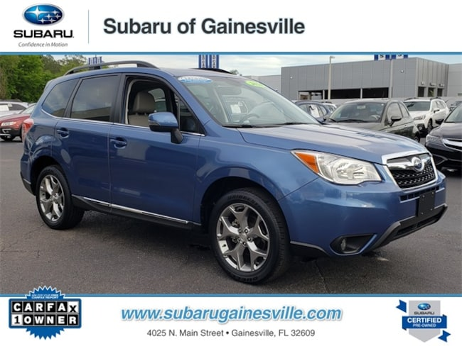Used 2016 Subaru Forester 2.5i Touring SUV in Gainesville, FL