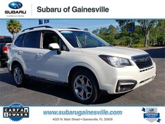 Certified Pre-Owned 2017 Subaru Forester 2.5i Touring SUV JF2SJATCXHH516673