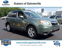 Certified Pre-Owned 2015 Subaru Forester 2.5i Premium SUV JF2SJADCXFH587321