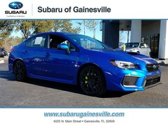 New 2018 Subaru WRX STI Limited with Lip Sedan in Gainesville, FL