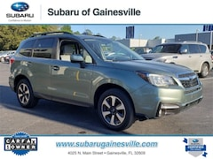 Certified Pre-Owned 2017 Subaru Forester 2.5i Limited SUV JF2SJAJC7HH418431
