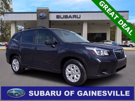 Featured Used 2019 Subaru Forester Base SUV for Sale near Alachua, FL