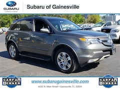 Used 2007 Acura MDX Technology SH-AWD SUV 2HNYD28437H501281 in Gainesville, FL