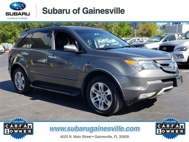 Used 2007 Acura MDX Technology SH-AWD SUV in Gainesville, FL