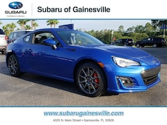 New 2018 Subaru BRZ Limited with Performance Package Coupe JF1ZCAC17J9602664 in Gainesville, FL
