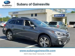 New 2019 Subaru Outback 2.5i Limited SUV 4S4BSANC0K3340063 in Gainesville, FL