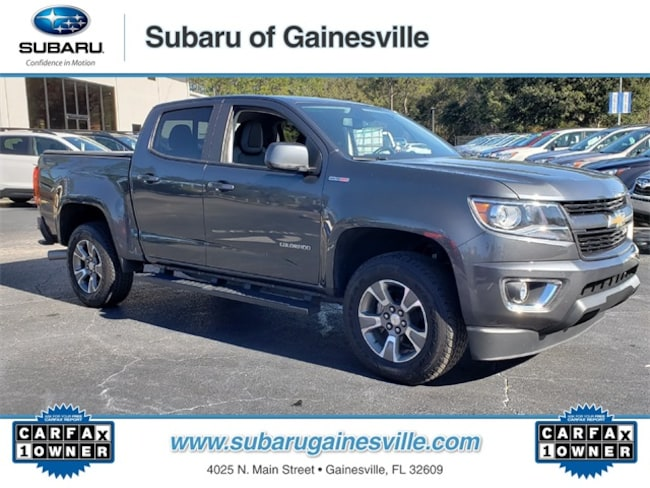Used 2016 Chevrolet Colorado Z71 Truck in Gainesville, FL