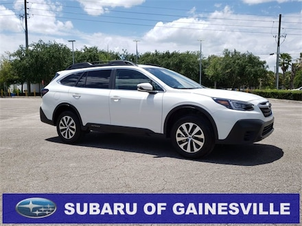 Featured New 2021 Subaru Outback Premium SUV for Sale in Gainesville, FL
